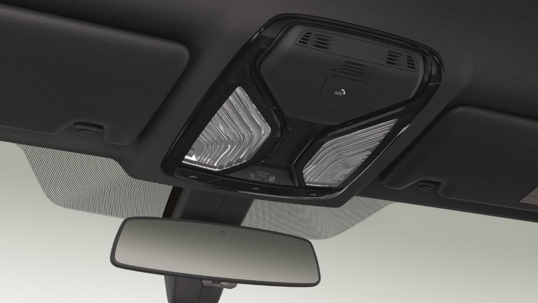 2021 BMW M3 Competition Interior 010