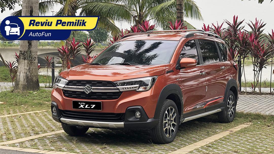Review Pemilik: Komentar CFO setelah mengemudi Suzuki XL7 selama 4 bulan,'Menemuhi kebutuhan saya dalam kisaran harga pas' 01