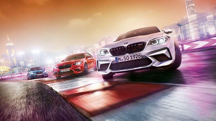 BMW M2 Coupe 2019 Exterior 003