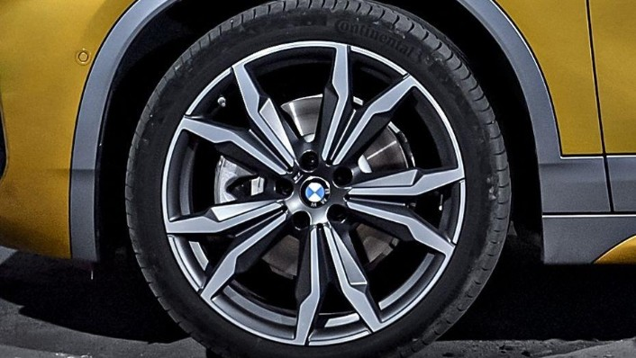 BMW X2 2019 Exterior 008