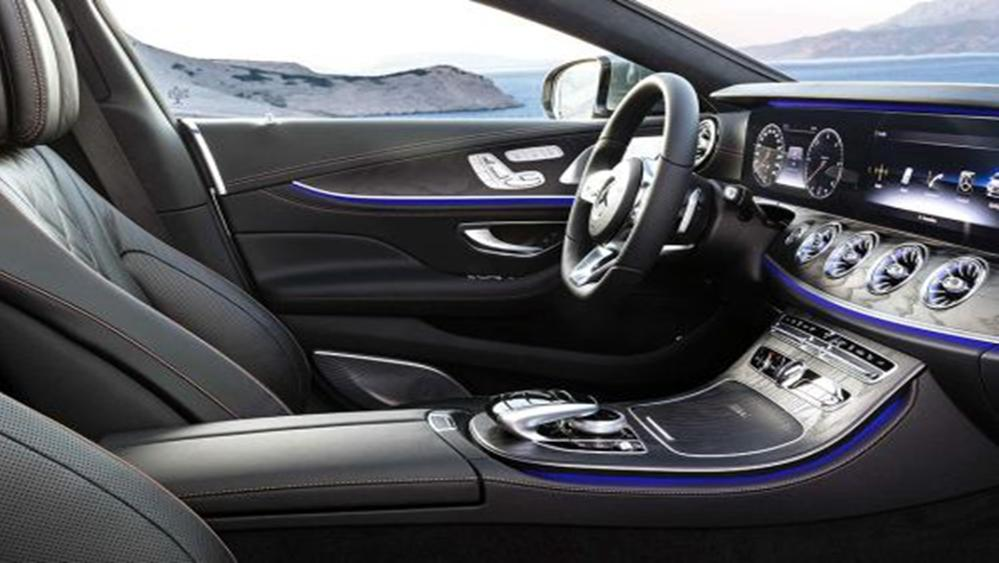 Mercedes-Benz CLS-Class 2019 Interior 002