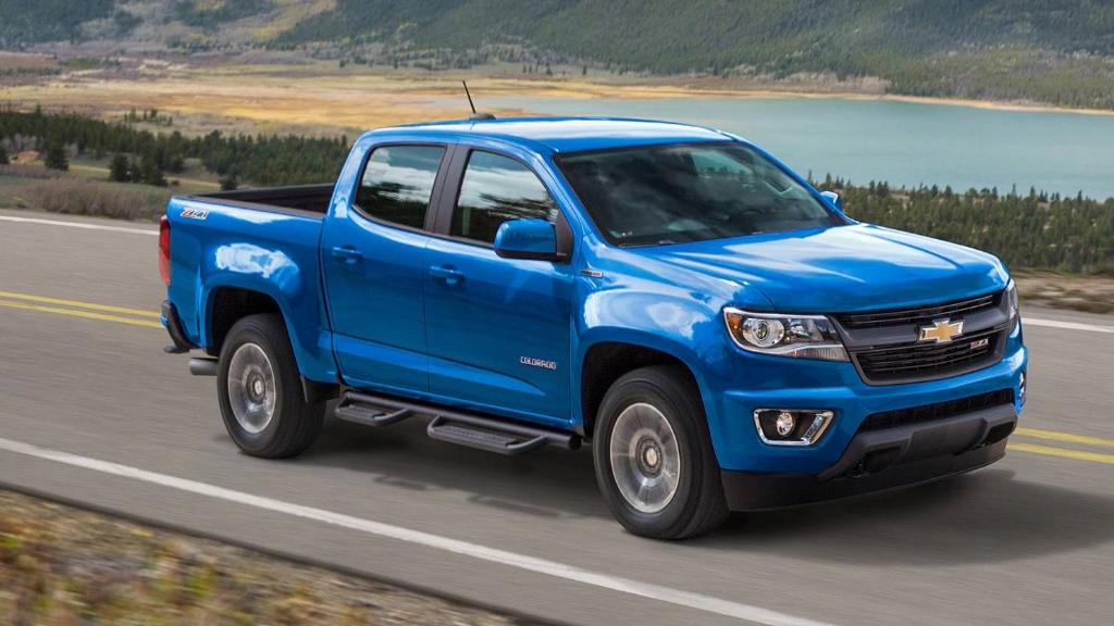 Chevrolet Colorado 2019 Exterior 009