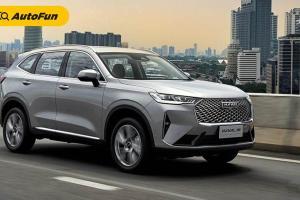 Haval H6 Hybrid Siap Lawan Wuling Almaz RS dan DFSK Glory i-Auto, Perang SUV China Bikin Pabrikan Jepang Panas Dingin