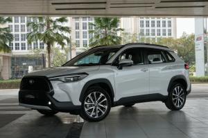 Raih 23,25 km/liter, Ini 5 Keunggulan Toyota Corolla Cross Hybrid Yang Jadikannya SUV Hybrid Terlaris