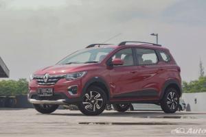 Renault Triber Varian Terbaru Hadir dengan Transmisi Otomatis