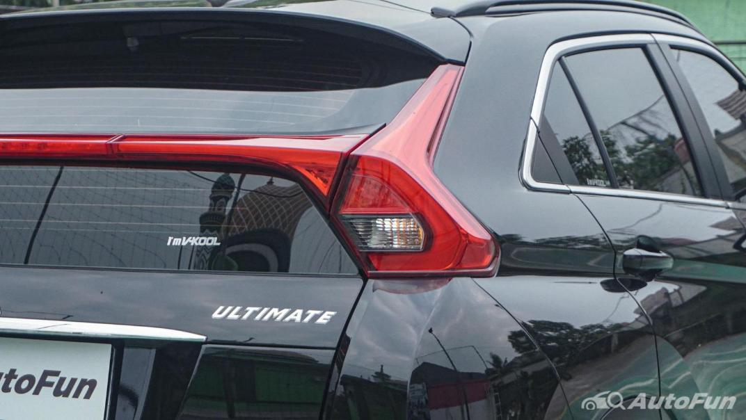Mitsubishi Eclipse Cross 1.5L Exterior 039