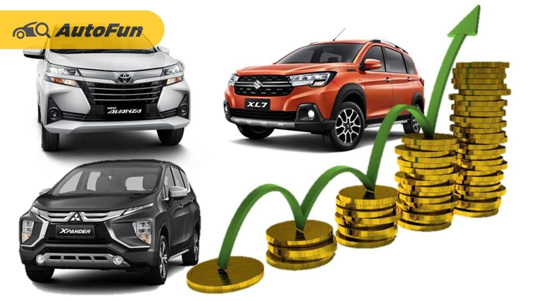 Catat, Harga Toyota Avanza, Mitsubishi Xpander hingga Suzuki XL7 Naik Mulai Bulan Depan! 01
