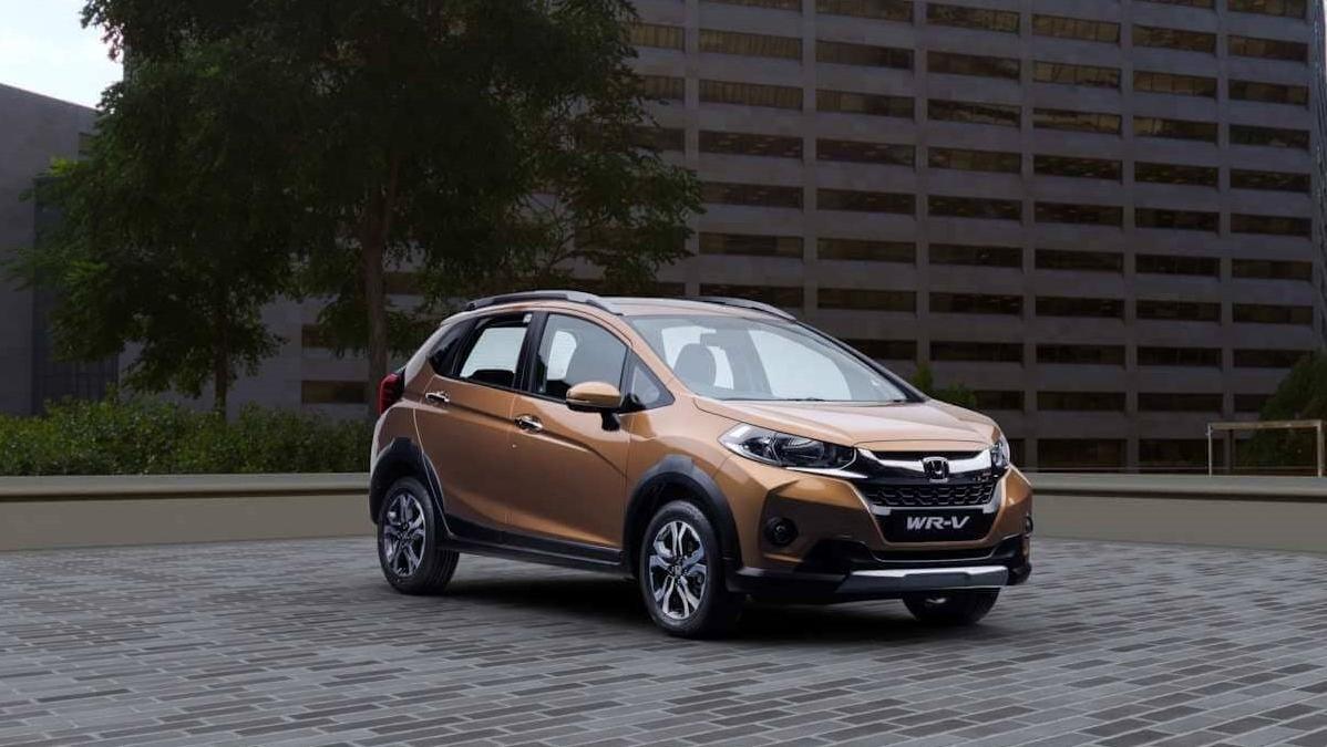 Honda WRV 2019 Exterior 007