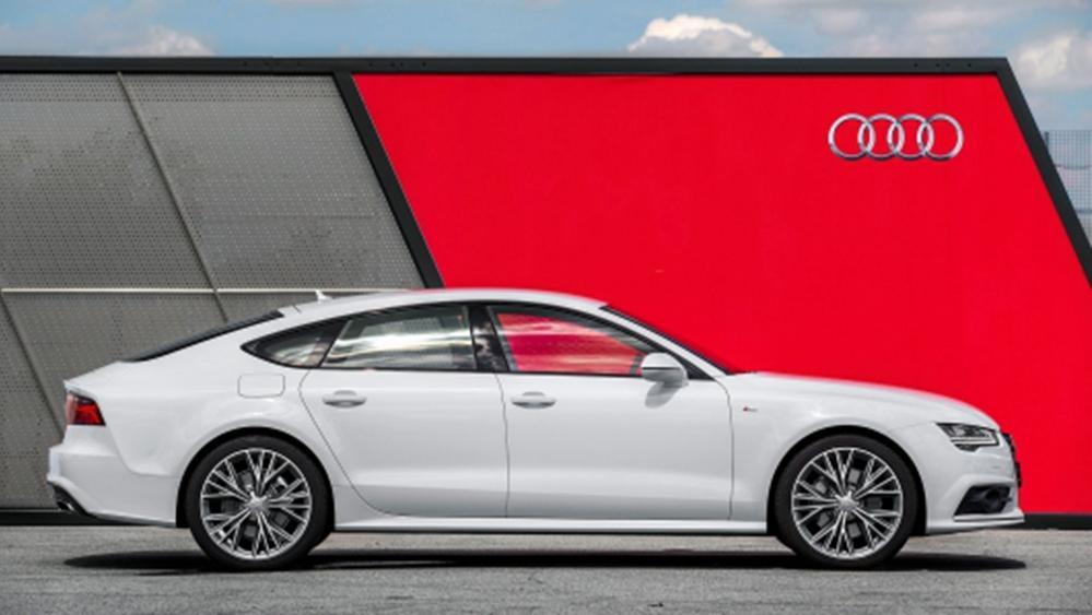 Audi A7 2019 Exterior 007
