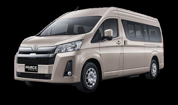 Toyota Hiace Ternyata Punya Biaya Perawatan yang Murah