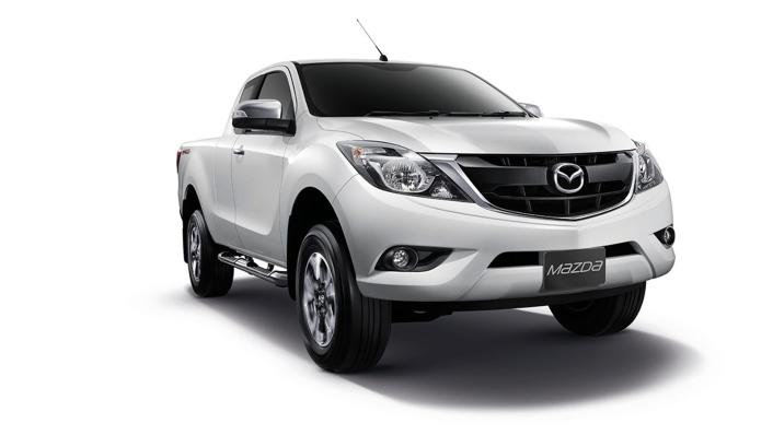 2021 Mazda BT-50 Upcoming Version Exterior 008