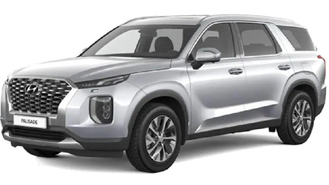 2021 Hyundai Palisade Exterior 016