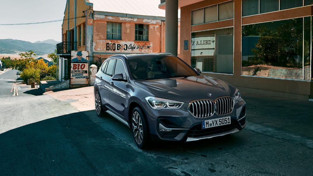 BMW X1 2020 sDrive18i xLine Exterior 002