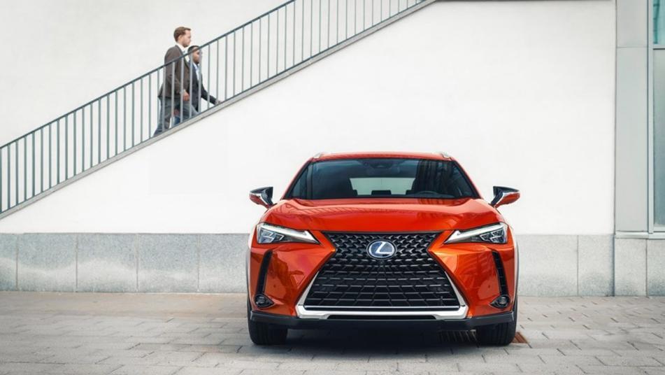 Lexus UX 2019 Exterior 002