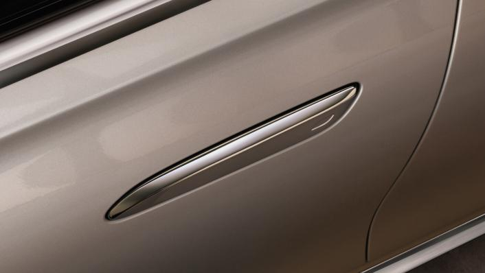 2021 Mercedes-Benz S-Class S 450 4MATIC Luxury Exterior 009