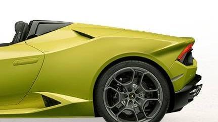 Lamborghini Huracan 2019 Exterior 036