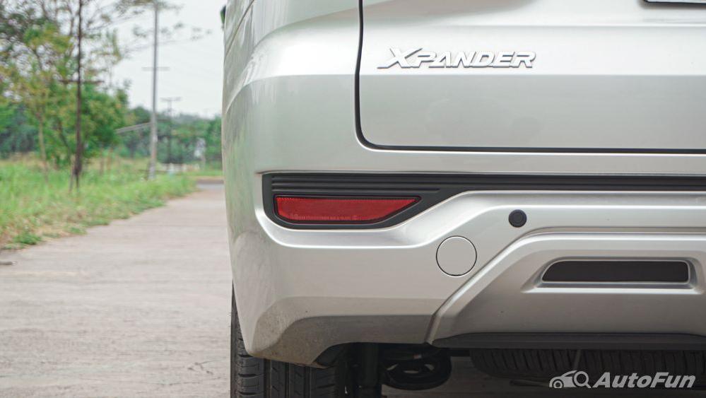 Mitsubishi Xpander Ultimate A/T Exterior 020