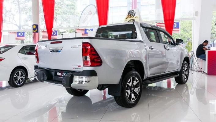Toyota Hilux 2019 Exterior 004
