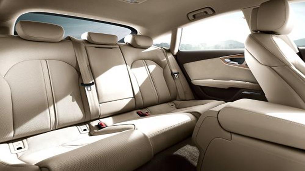 Audi A7 2019 Interior 011
