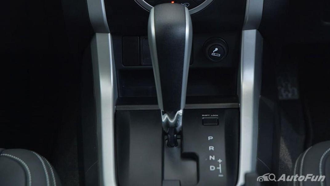 Isuzu D MAX 2019 Interior 010
