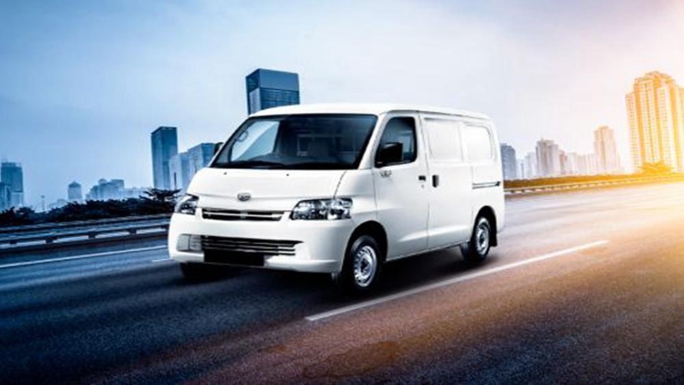 Daihatsu Gran Max MB 2019 Exterior 001