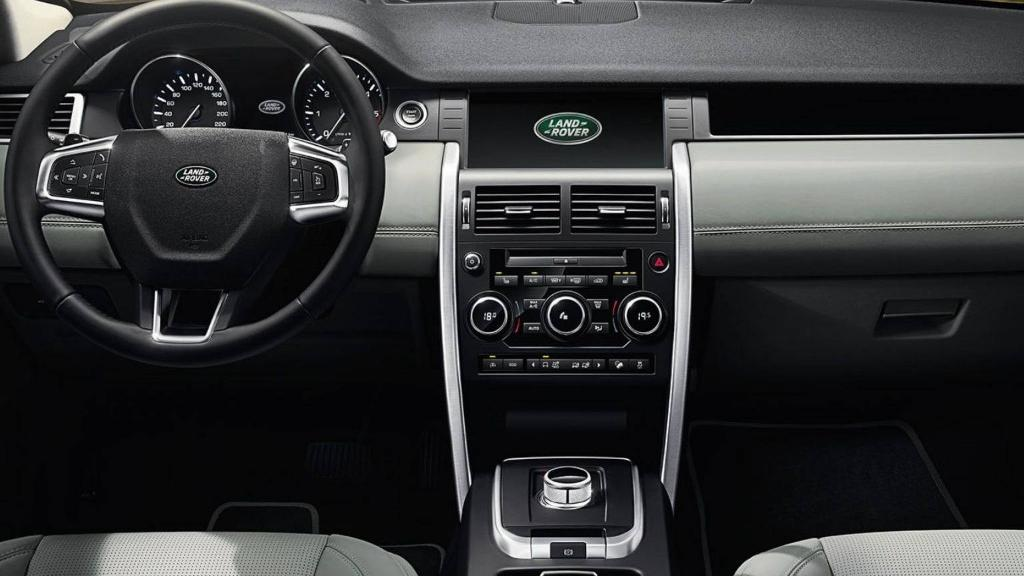 Land Rover Discovery Sport 2019 Interior 002