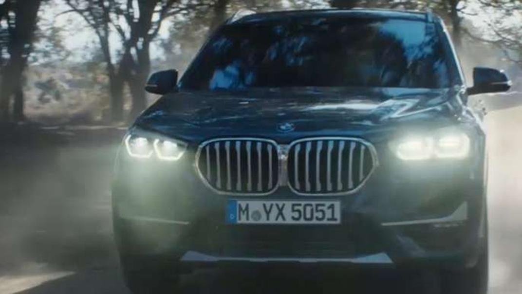BMW X1 2020 sDrive18i xLine Exterior 006