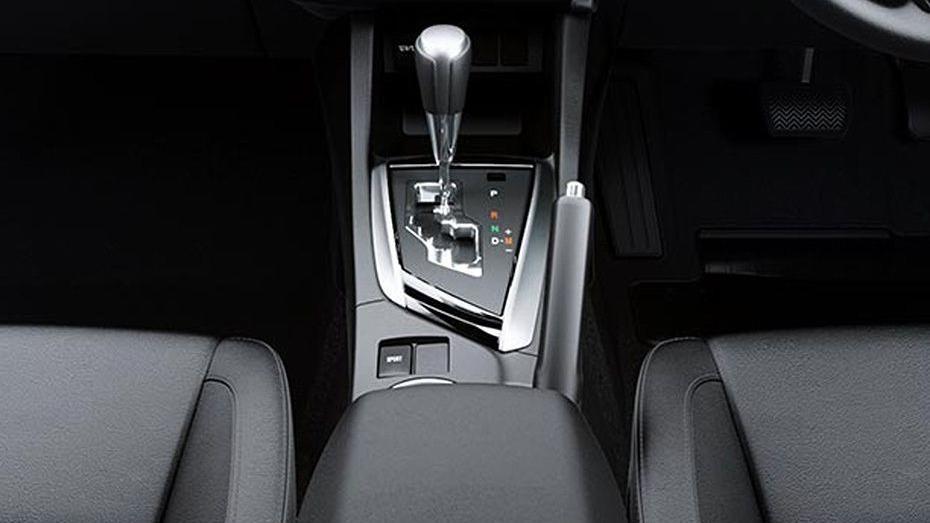 Toyota Corolla Altis 2019 Interior 158