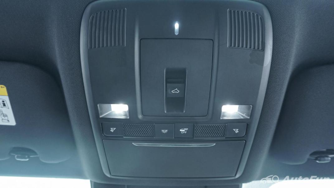 Mazda 6 Elite Estate Interior 065