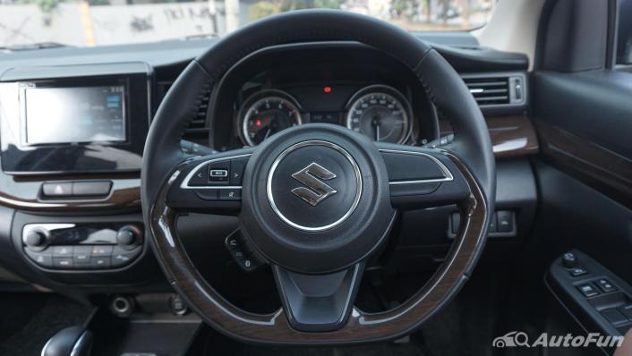 Suzuki Ertiga Sport AT Interior 008