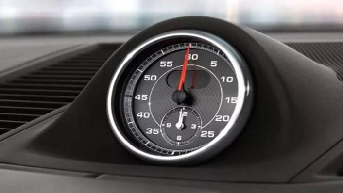Porsche Macan 2019 Interior 006