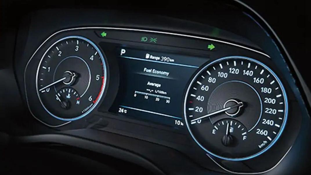2021 Hyundai Palisade Interior 001