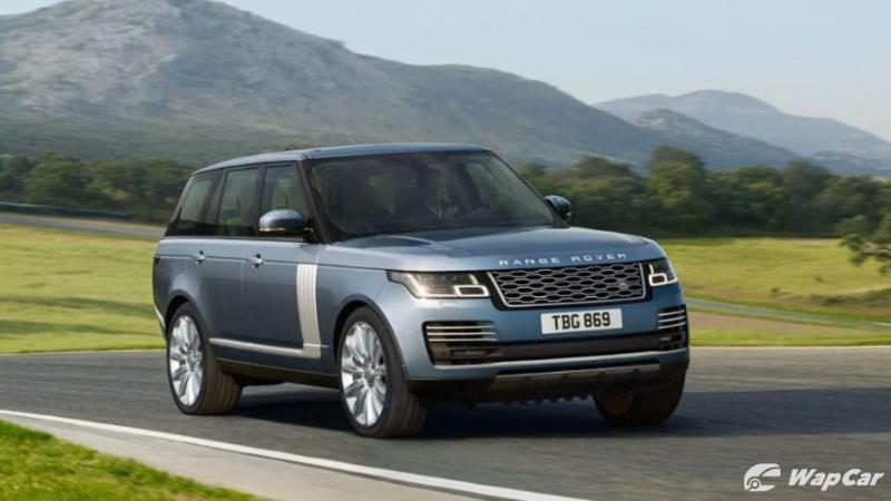 Diajak Off Road Lebih Baik Fitur Land Rover Range Rover Atau Bmw X7 Autofun