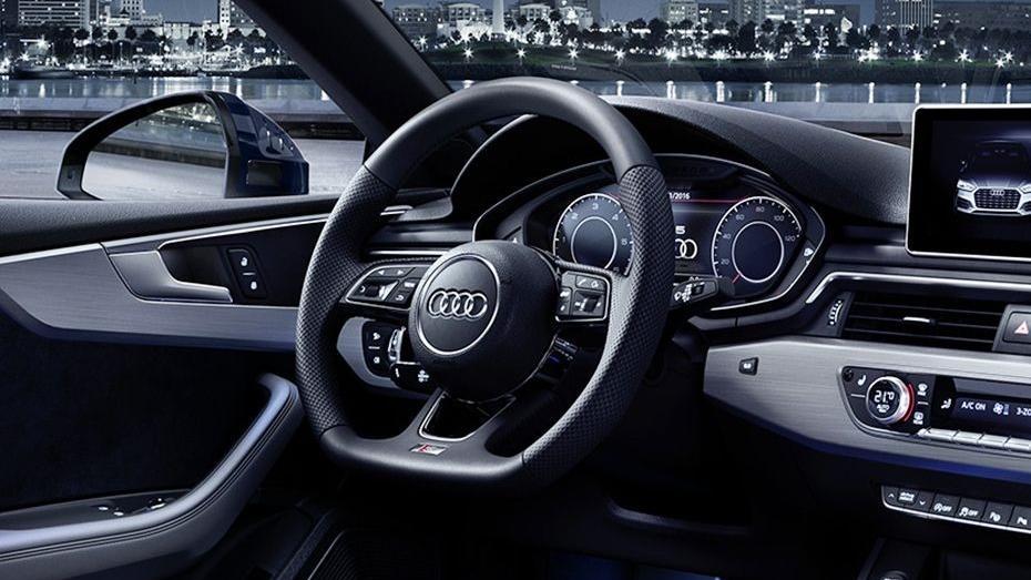 Audi A5 2019 Interior 002
