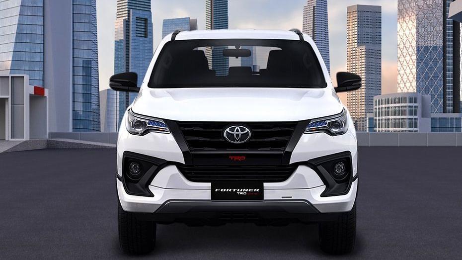 Toyota Fortuner 2019 Exterior 031
