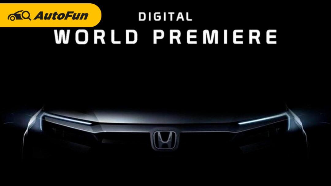 HPM Sebar Teaser Honda World Premiere, Jawaban Buat Lawan Toyota Raize - Daihatsu Rocky? 01