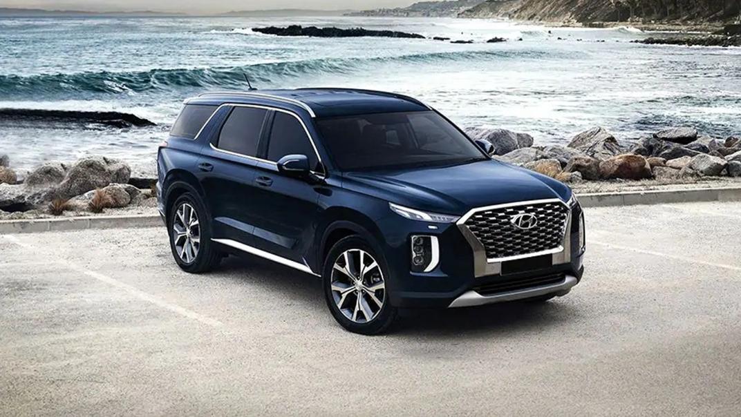 2021 Hyundai Palisade Exterior 013