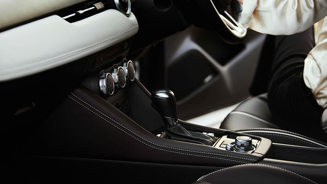 2021 Mazda CX-3 Interior 008