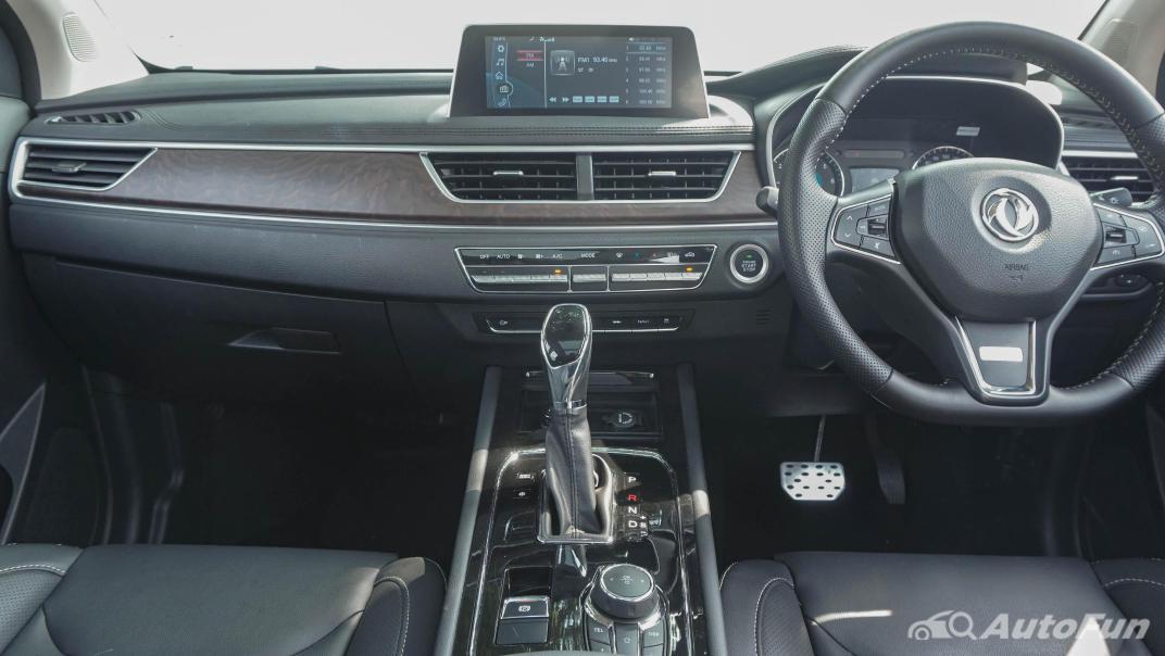 DFSK Glory i-Auto Intelligent Interior 025