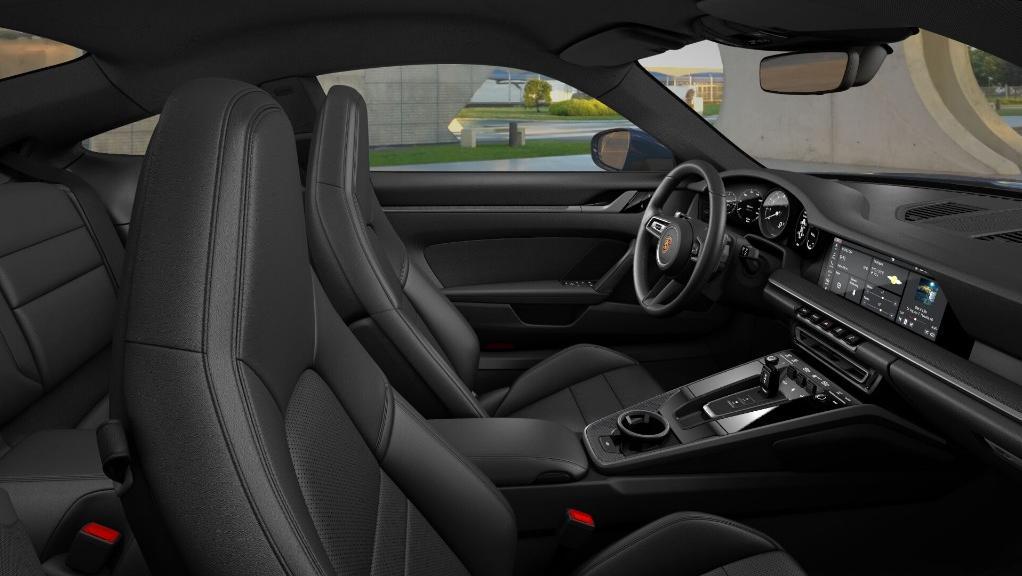 Porsche 911 2019 Interior 025