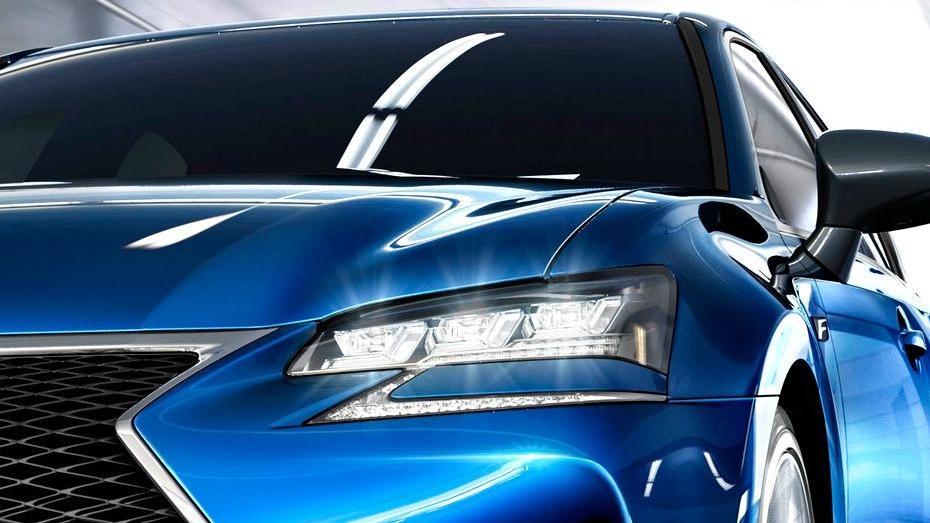 Lexus GS 2019 Exterior 008
