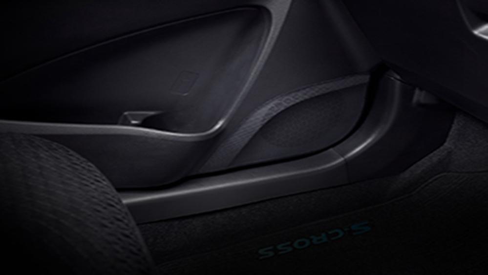 Suzuki SX4 S-Cross 2019 Interior 009
