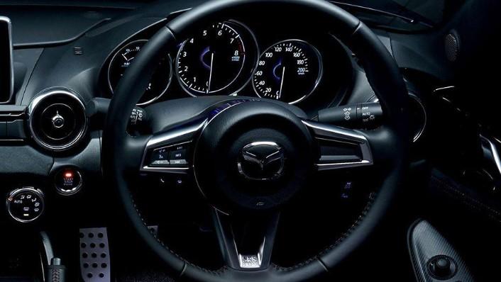 Mazda MX 5 RF 2019 Interior 002