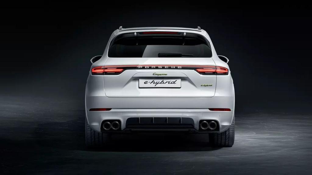 Porsche Cayenne 2019 Exterior 016