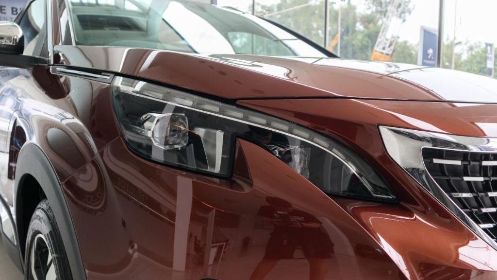 Peugeot 3008 2019 Exterior 008