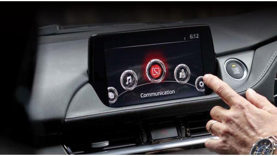 Mazda 6 2019 Interior 002