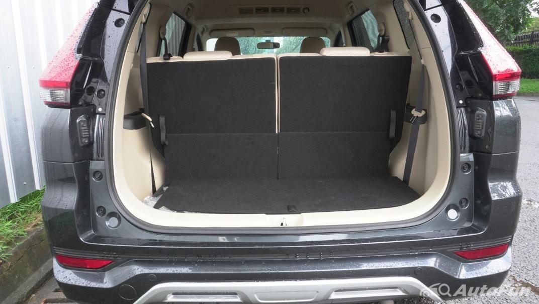 2020 Mitsubishi Xpander Ultimate A/T Interior 063
