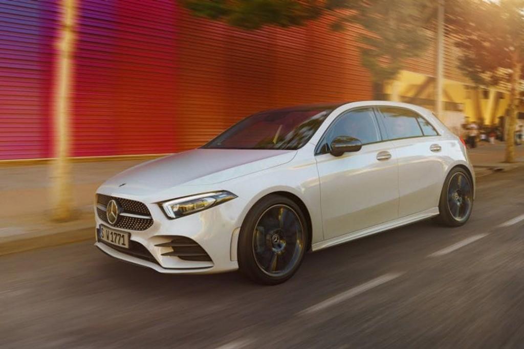 Overview Mobil: Mengetahui daftar harga terbaru dari Mercedes-Benz A-Class AMG A 35 4MATIC 01