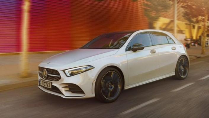 Mercedes-Benz A-Class 2019 Exterior 001