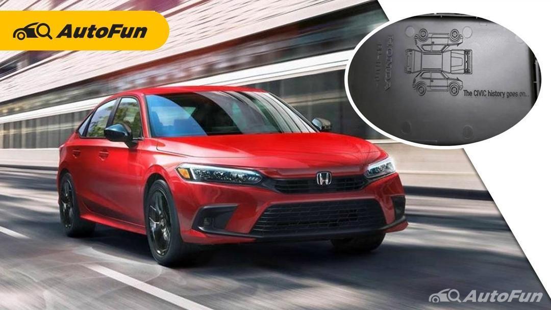 Ternyata Ada Harta Karun di Honda Civic 2022, Gak Semua Pemiliknya Dapat Lho! 01
